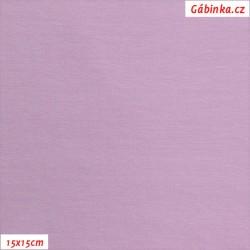 Úplet s EL, B - Fialový 1263, 260 g, šíře 180 cm, 10 cm, ATEST 1