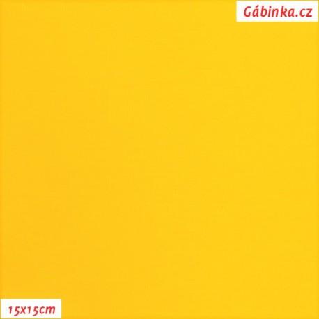 Úplet s EL, B - Žlutý 8525, 15x15 cm