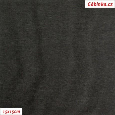 Úplet s EL, B - Tmavě šedý 2184, 15x15 cm