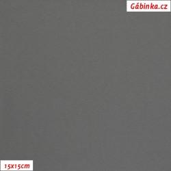 Micropeach - Šedý 072, šíře 148 cm, 10 cm