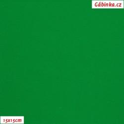 Micropeach - Zelený 657, šíře 148 cm, 10 cm