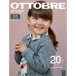 Časopis Ottobre design - 2020/4, Kids, podzimní vydání
