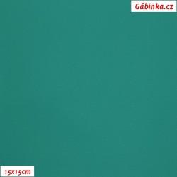 Koženka SOFT 47 - Zelená, šíře 140 cm, 10 cm