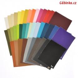Vzorník - Koženky SOFT 41 barev