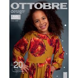 Časopis Ottobre design - 2020/6, Kids, zimní vydání