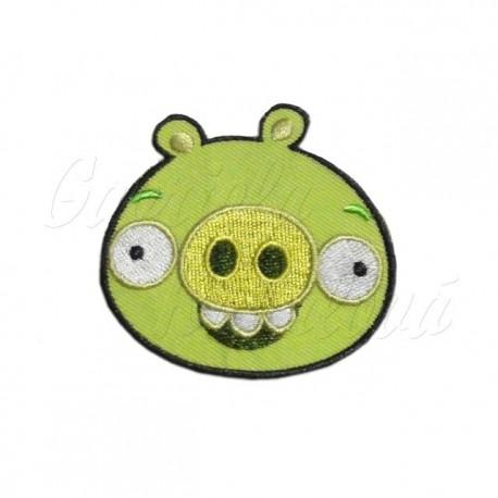 Nažehlovačka, Angry Birds, Pig