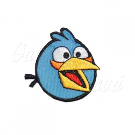 Nažehlovačka, Angry Birds, Blue Birds
