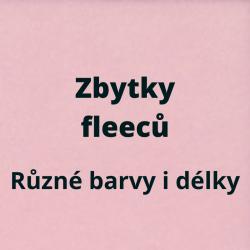 Zbytky fleece