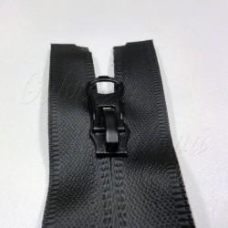 Zip voděodolný, dělitelný, spirálový, šíře 5 mm, délka 55 cm, mat