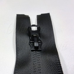 Zip voděodolný, nedělitelný, spirálový, šíře 5 mm, délka 20 cm, mat
