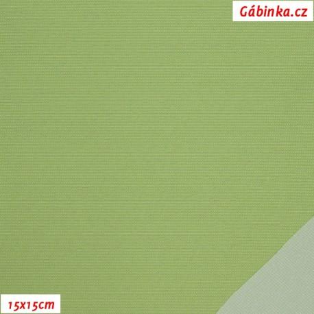 Šusťák KENT, světle zelený, 15x15 cm