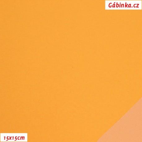 Šusťák KENT - Vajíčkově žlutý, 15x15 cm