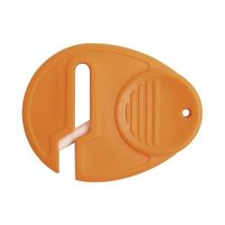 Ostřič nůžek Fiskars malý oranžový - 9854/1003871, 1 ks
