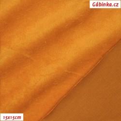 Warmkeeper 2420/675 - Tmavě hořčicový, šíře 150-155 cm, 10 cm