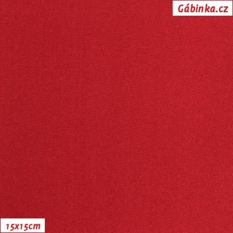 Lycra glossy 251 - Red, width 140 cm, 10 cm