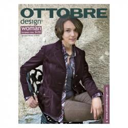 Ottobre design magazine - 2012/5, Woman, title page
