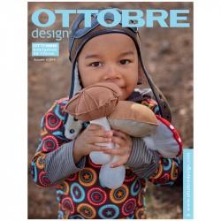 Časopis Ottobre design - 2014/4, Kids, podzimní vydání