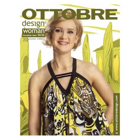 Časopis Ottobre design, 2010-2, titulní strana
