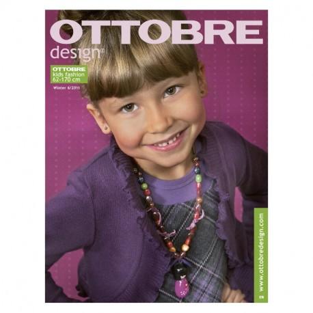 Ottobre design kids, 2011-06, Titulní strana