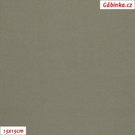 Kočárkovina MAT 454 - Šedozelená, 15x15 cm