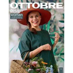 Časopis Ottobre design - 2021/2, Woman, titulní strana