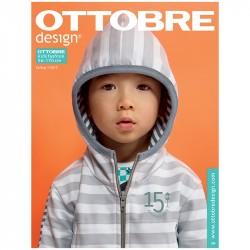 Časopis Ottobre design - 2015/1, Kids, jarní vydání