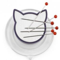 Magnetický jehelníček PRYM 610 274 - Kočička