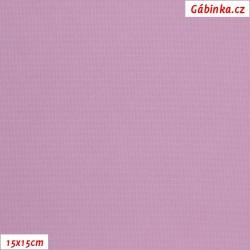 Kočárkovina MAT 29 - Světle fialová, 15x15 cm