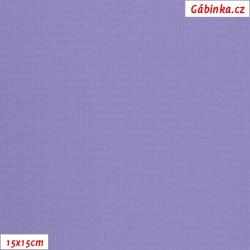 Kočárkovina MAT 527 - Světle fialová, šíře 160 cm, 10 cm, Atest 1