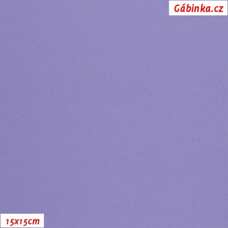 Kočárkovina, MAT 527 světle fialová, 15x15cm