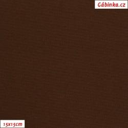 Kočárkovina MAT 315 - Hnědá, , šíře 160 cm, 10 cm, Atest 1