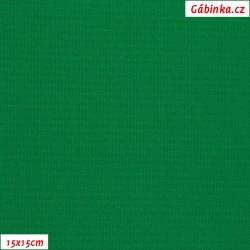 Kočárkovina MAT 42 - Zelená, šíře 160 cm, 10 cm, Atest 1