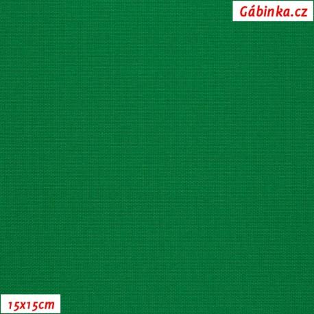 Kočárkovina MAT 42 - Zelená, 15x15 cm