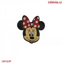 Nažehlovačka Mickey-Mouse 2 - Hlava Minnie