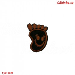 Iron-On Patch - Footstep
