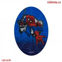 Nažehlovací záplata Spider-Man 1