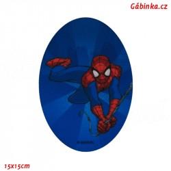 Nažehlovací záplata Spider-Man 3