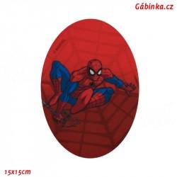 Nažehlovací záplata Spider-Man 5