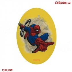 Nažehlovací záplata Spider-Man 6