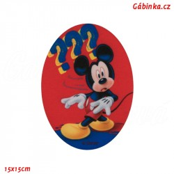 Iron-On Knee Patch Mickey-Mouse 2