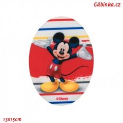 Nažehlovací záplata Mickey-Mouse 4