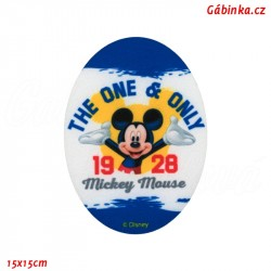 Iron-On Knee Patch Mickey-Mouse 5
