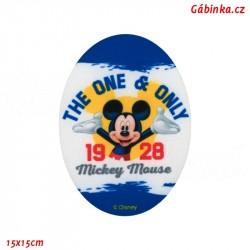 Nažehlovací záplata Mickey-Mouse 5