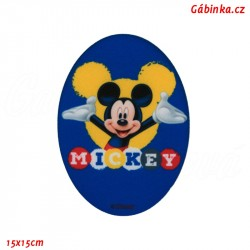 Iron-On Knee Patch Mickey-Mouse 6