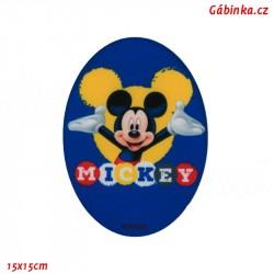 Nažehlovací záplata Mickey-Mouse 6