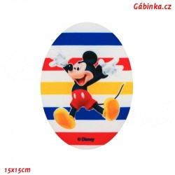 Nažehlovací záplata Mickey-Mouse 7