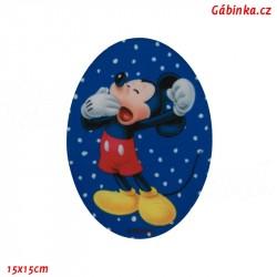 Nažehlovací záplata Mickey-Mouse 8