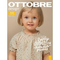 Časopis Ottobre design - 2021/3, Kids, letní vydání