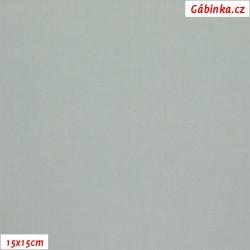 Micropeach - Světle šedý 845, šíře 148 cm, 10 cm, Atest 2