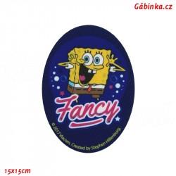 Iron-On Knee Patch Spongebob 4